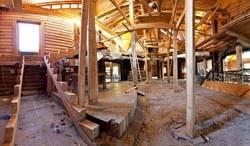 реконструкция зданий в Северске