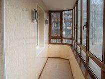 Ремонт балкона в Северске. Ремонт лоджии