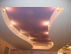 Ремонт и отделка потолков в Северске. Натяжные потолки, пластиковые потолки, навесные потолки, потолки из гипсокартона монтаж
