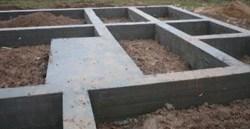 Строительство фундамента в Северске и пригороде, строительство фундамента под ключ г.Северск